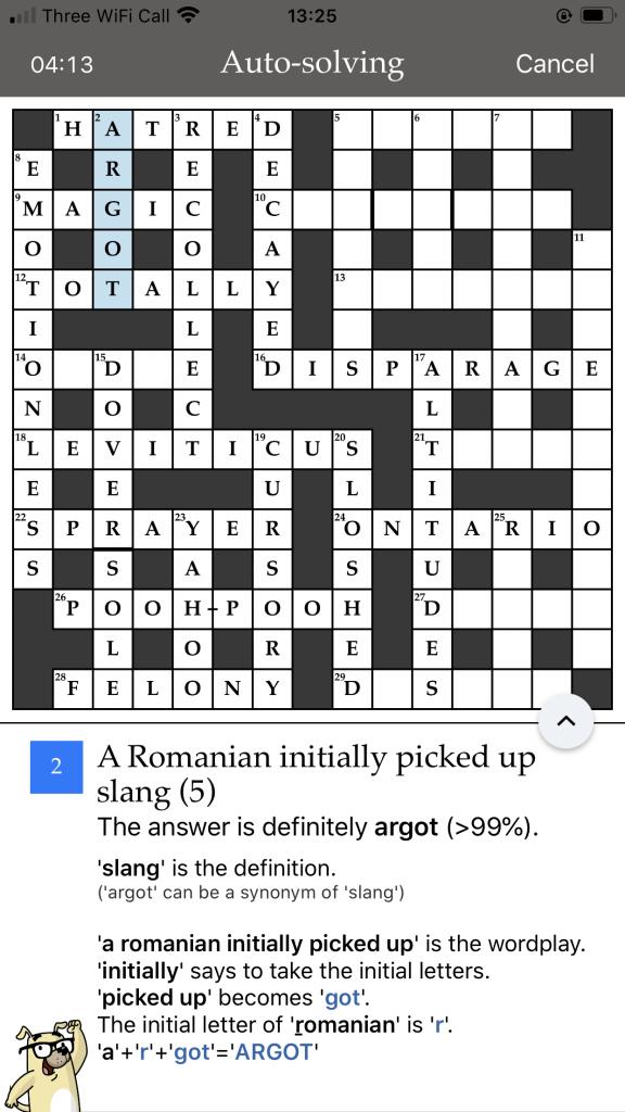 Home Crossword Genius